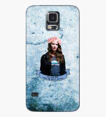 Sie können mich einfach Wurzel nennen, Hündin - PERSON OF INTEREST Hülle & Skin für Samsung Galaxy