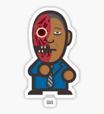 Breaking Bad Icon Set - GUS FRING Sticker