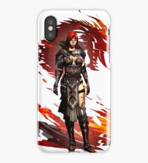 Guild Wars 2 - Nord Woman iPhone Case