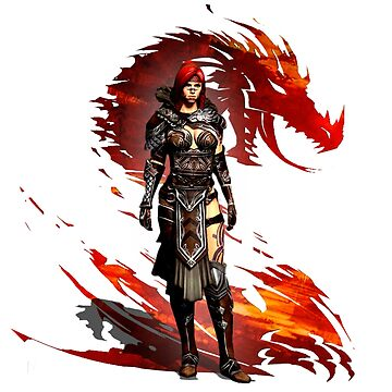 Guild Wars 2 - Nord Woman by GetFrankered