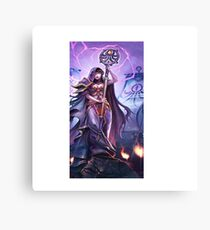 Beckoner Of Evil Canvas Print