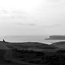 Coastline, Sussex, UK by Erwin G. Kotzab