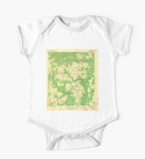 USGS TOPO Map Alabama AL Theodore 305446 1943 Kids Clothes