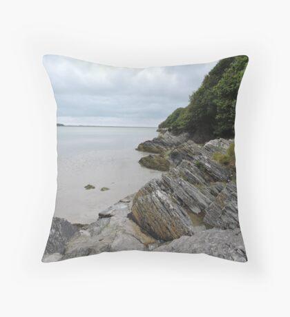 Welsh Slants Throw Pillow