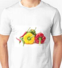 Mixed Peppers 2 Unisex T-Shirt
