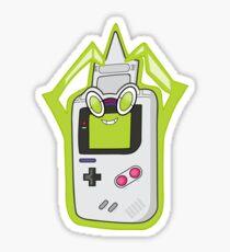 Retro Fusion Sticker