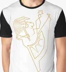 3 Paces of Land Graphic T-Shirt
