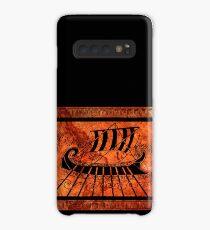 ancient Greece longship Case/Skin for Samsung Galaxy