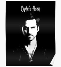Captain Hook - Killian Jones Poster