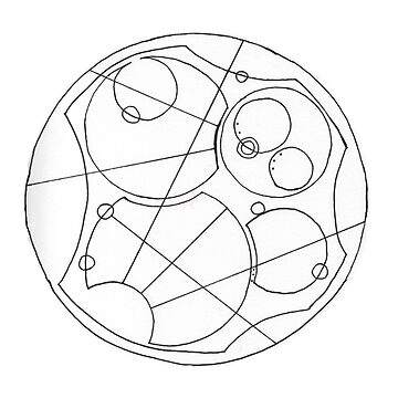 """Bow ties are cool.""- in Gallifreyan by girlwithabeanie"