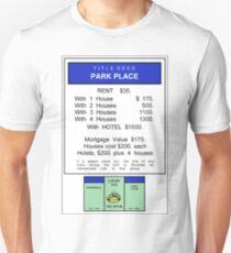 Park Place Unisex T-Shirt