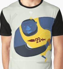 Lebron James Train Graphic T-Shirt