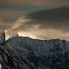 St. Elias Mountains, Yukon by Marty Samis