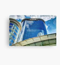Chevron Headquarters - Houston, Texas Canvas Print