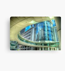 Chevron Headquarters Building - Houston, Texas Canvas Print