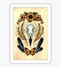 Monarchs & Magpies Sticker