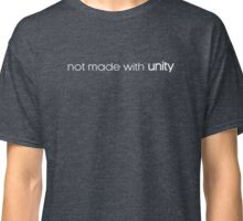 not made with unity Classic T-Shirt