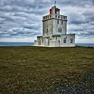Dyrholaey Lighthouse by anorth7