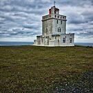Dyrholaey Lighthouse by Adam Northam