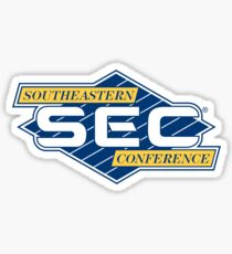 Old SEC Logo Sticker