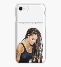 Lali Espósito - Cases  iPhone Case/Skin