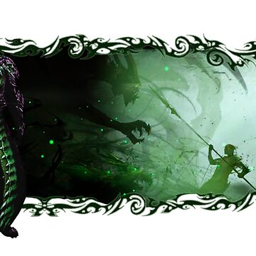 Guild Wars 2 - A sylvari story by GetFrankered