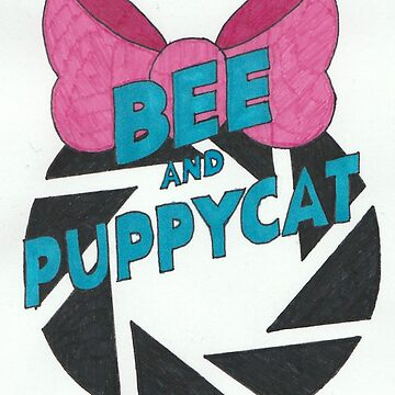 Bee and PortalCat Logo by TheIzzySquishy