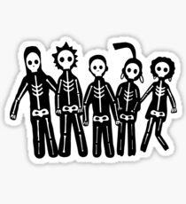 Misfits Lightning Sticker