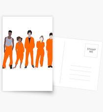 Misfits Postcards