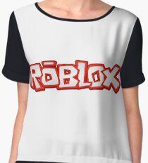 Roblox Title Chiffon Top