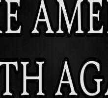 Make America Goth Again Sticker