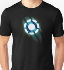 Arc Reactor T-shirt Design Unisex T-Shirt