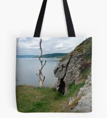 A Secret Viewpoint Tote Bag