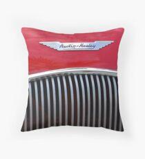 Austin-Healey Throw Pillow