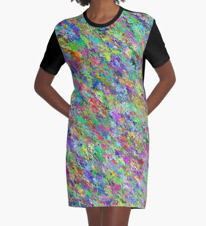 Colourflage 001 Graphic T-Shirt Dress