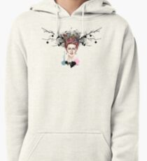 The Little Deer - Frida Kahlo Pullover Hoodie