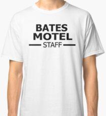 Bates Motel Staff Classic T-Shirt