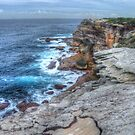 Rugged Cape Solander by Michael Matthews