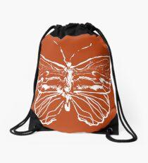 A LIttle Bit Graphic Drawstring Bag
