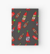 Hot Sauce!  Hardcover Journal