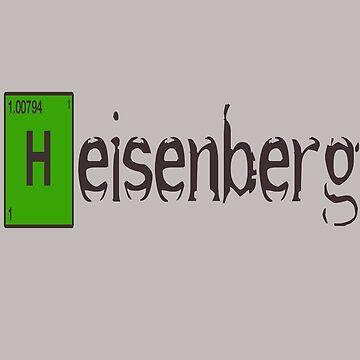 Heisenberg  by Television-