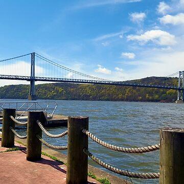 Mid-Hudson Bridge by danimariex