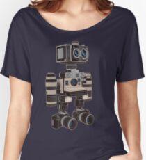 Camera Bot 6000 Women's Relaxed Fit T-Shirt