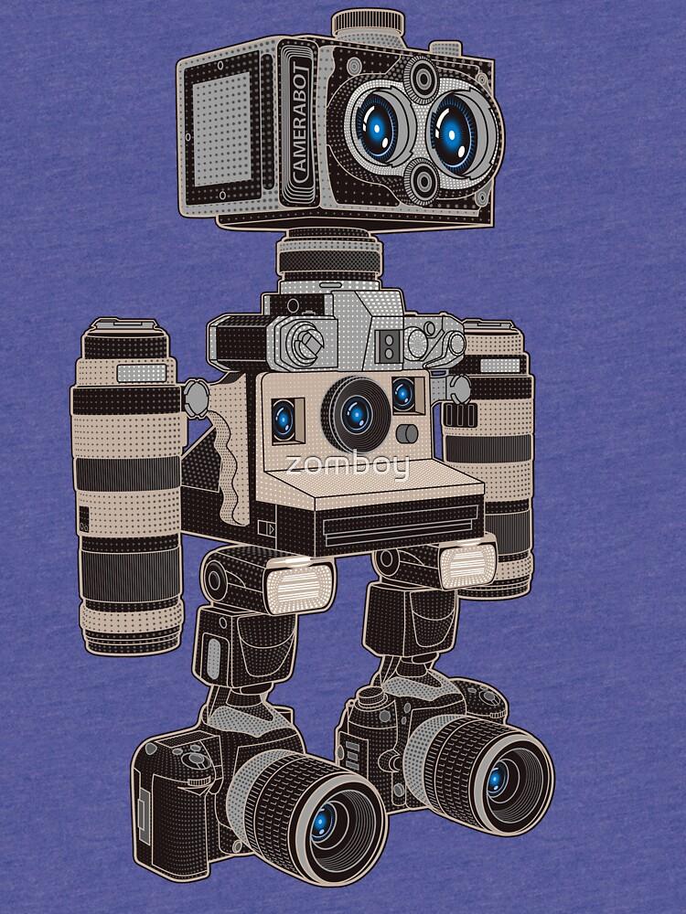 Camera Bot 6000 by zomboy