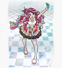 madeline hatter posters redbubble