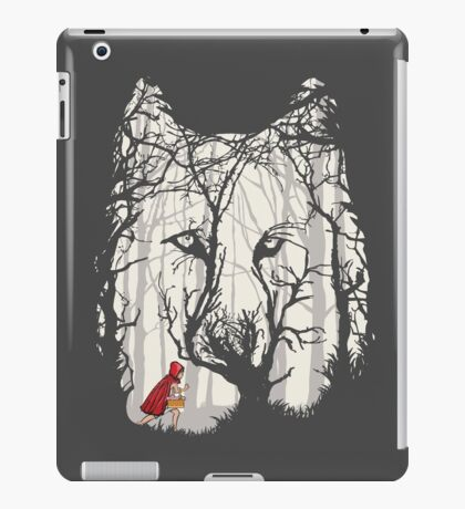 Little Red iPad Case/Skin