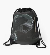 Get Over Here Drawstring Bag