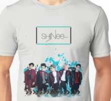 SHINee Splat Unisex T-Shirt