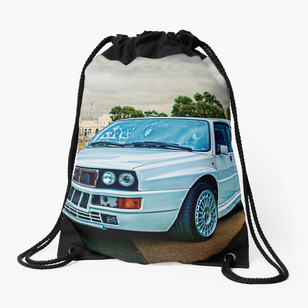 Lancia Delta HF Integrale Evoluzione Drawstring Bag
