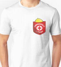 Emergency Citrus Pocket T-Shirt